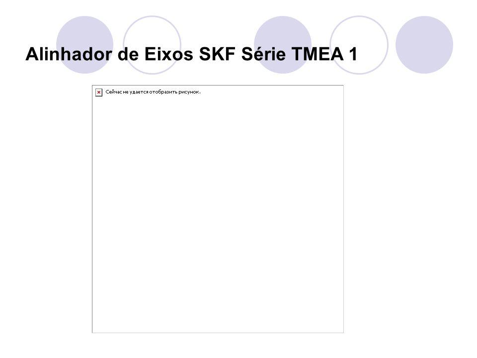 Alinhador de Eixos SKF Série TMEA 1
