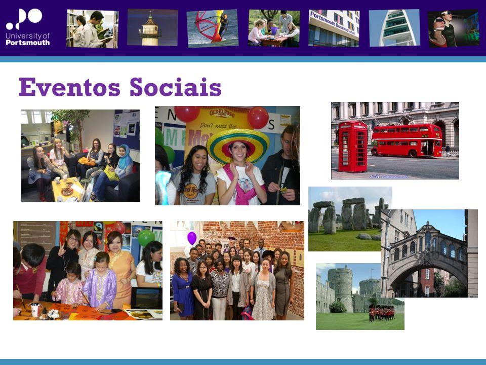 Eventos Sociais