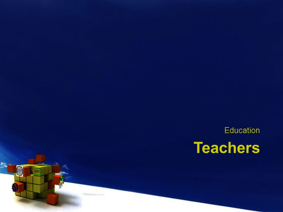 Teachers Education