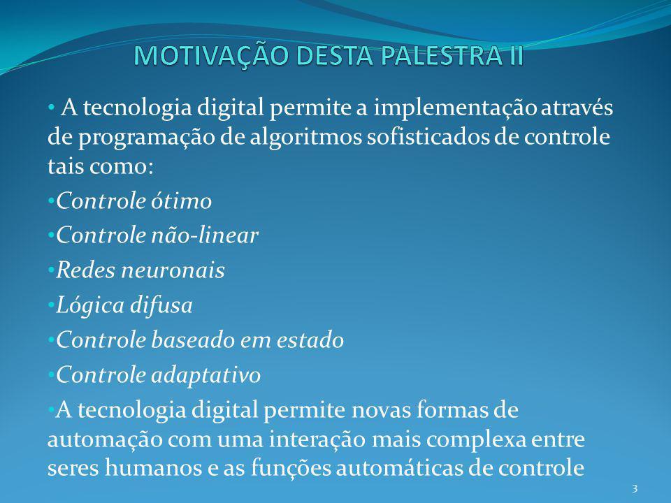 HIERARQUIA DE FUNÇÕES – NÍVEIS DE ABSTRAÇÃO 34 1.PROPÓSITO FUNCIONAL – PRODUÇÃO E SEGURANÇA 2.