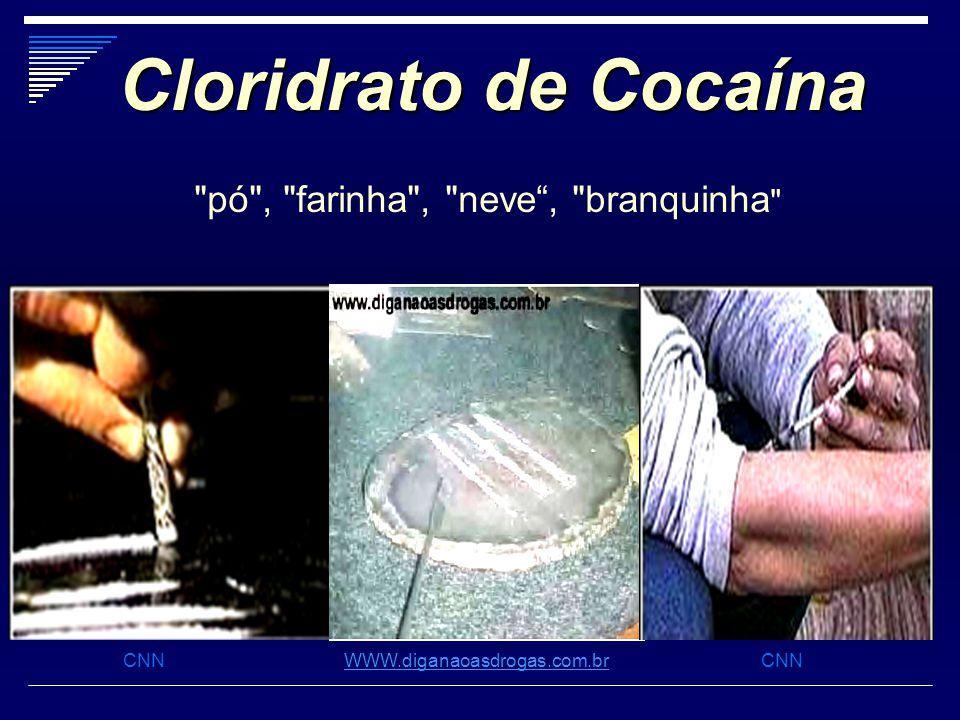Cloridrato de Cocaína
