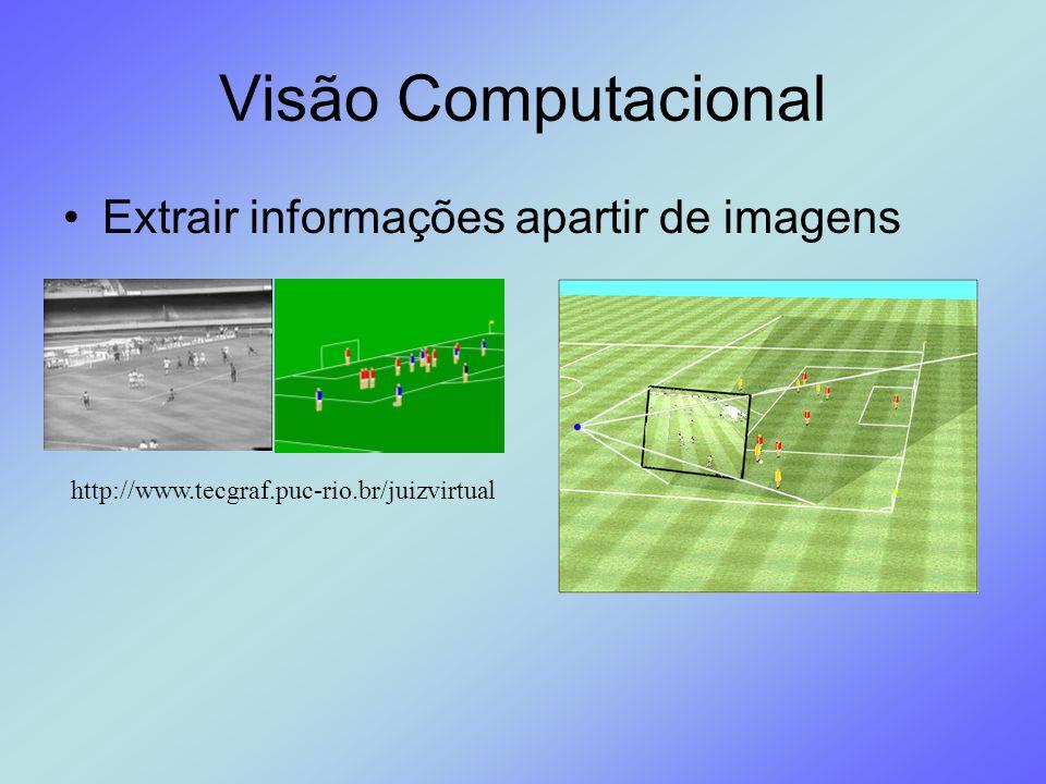 Extrair informações apartir de imagens http://www.tecgraf.puc-rio.br/juizvirtual