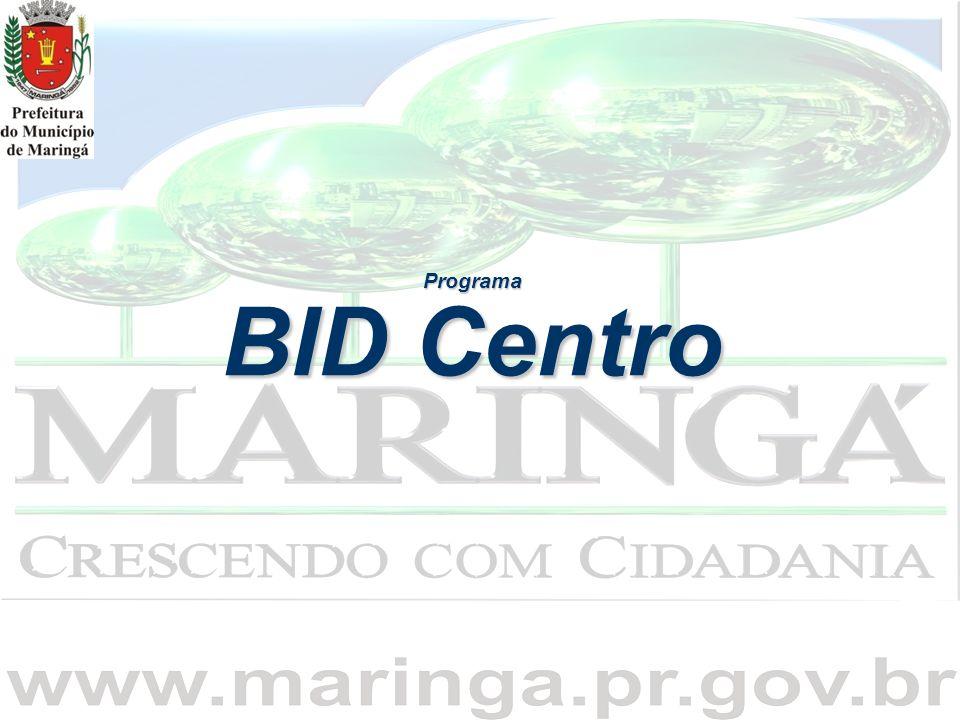 Programa BID Centro