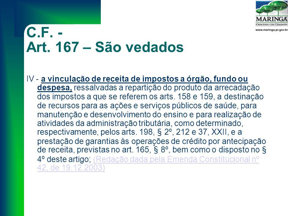 C.F. - Art.