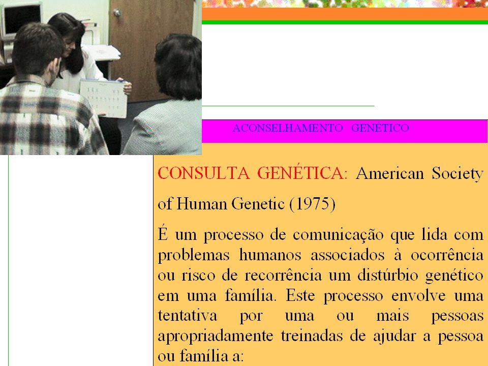 DISCUSSÃO DE CASOS CLÍNICOS – AUTONOMIA DO PACIENTE Questões de Consulta Genética: 1-A paciente foi informada na hora do teste, de que os resultados podem ter implicações para outros membros da família.
