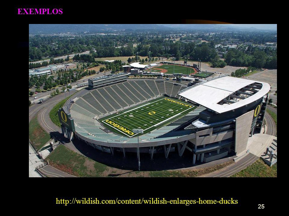 25 http://wildish.com/content/wildish-enlarges-home-ducks EXEMPLOS