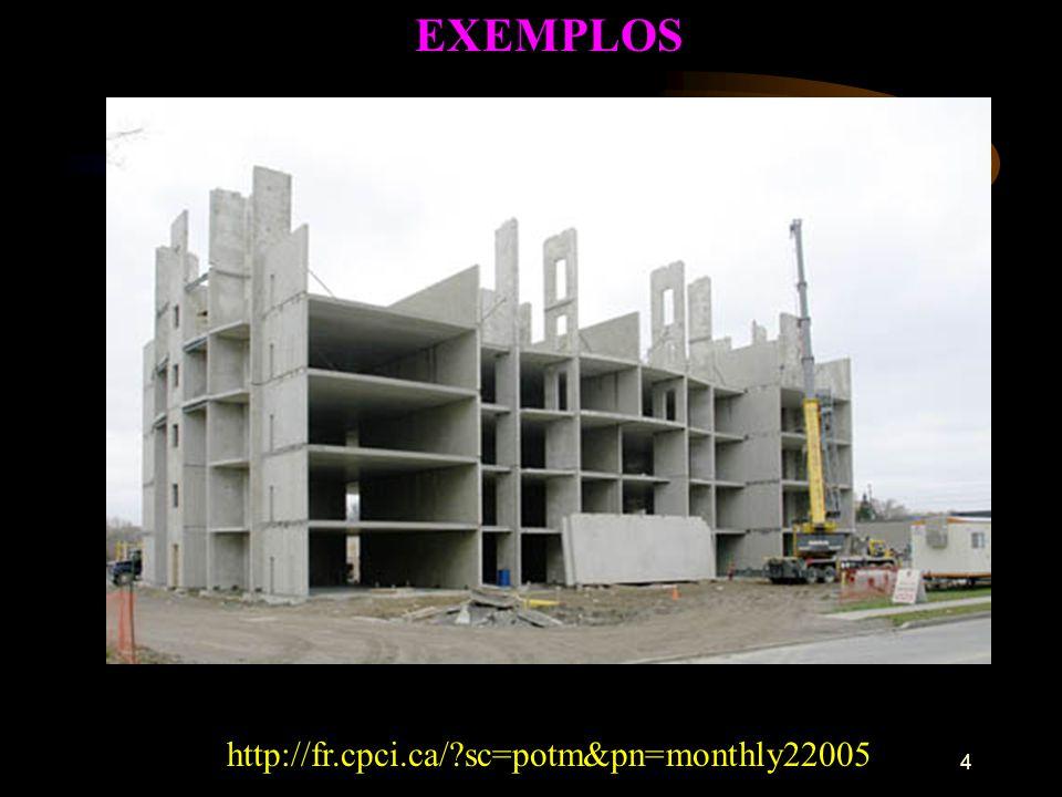 45 CONCRETO PARA ESTRUTURAS PRÉ-FABRICADAS Efeitos na Produção As temperaturas elevadas resultam em concretos de baixa resistência, que pode comprometer a segurança da peça.