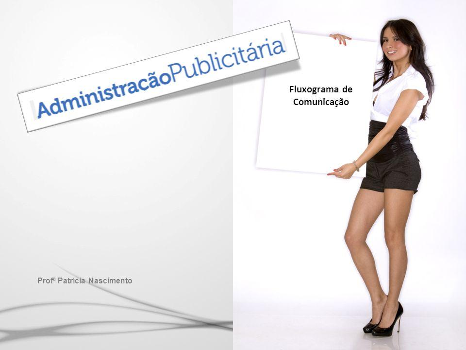 Fluxograma de Comunicação Profª Patrícia Nascimento