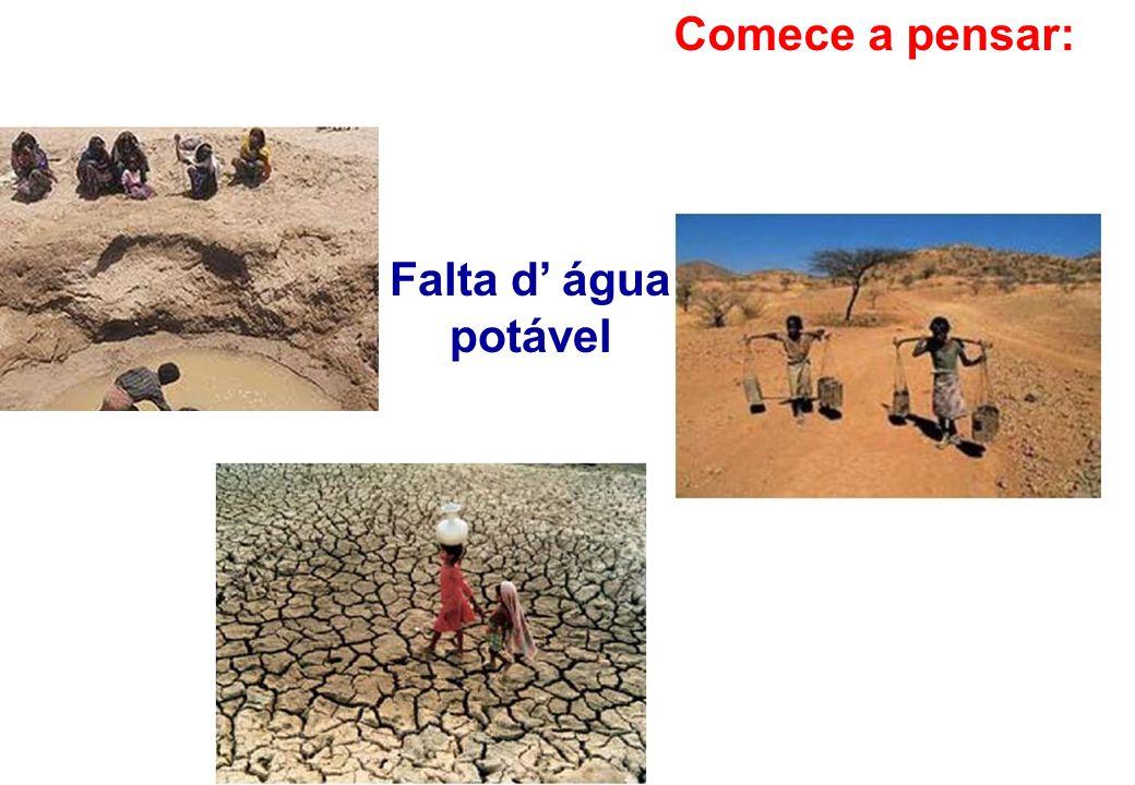 Comece a pensar: Poluição Ambiente
