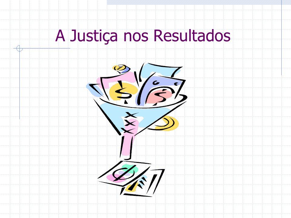 A Justiça nos Resultados