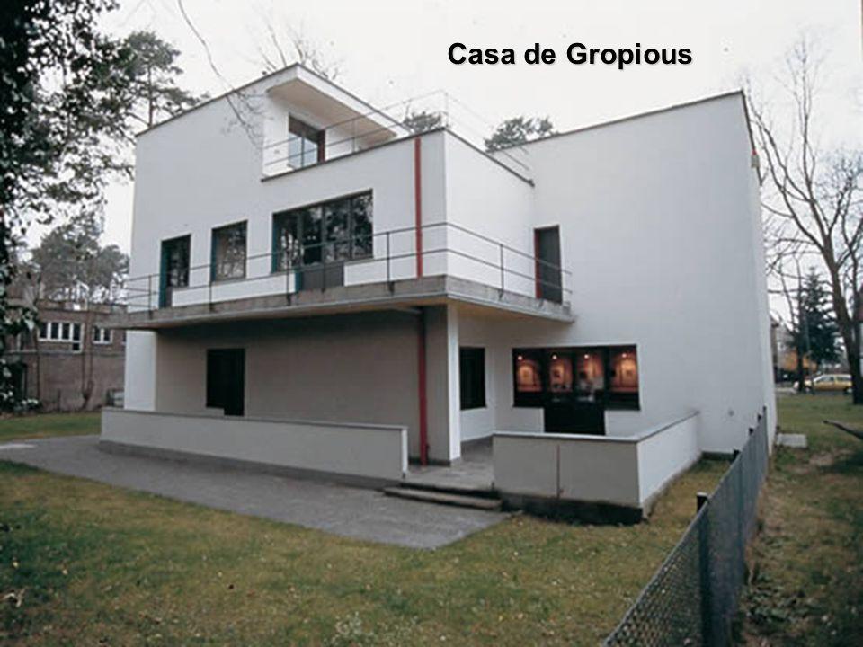 Casa de Gropious