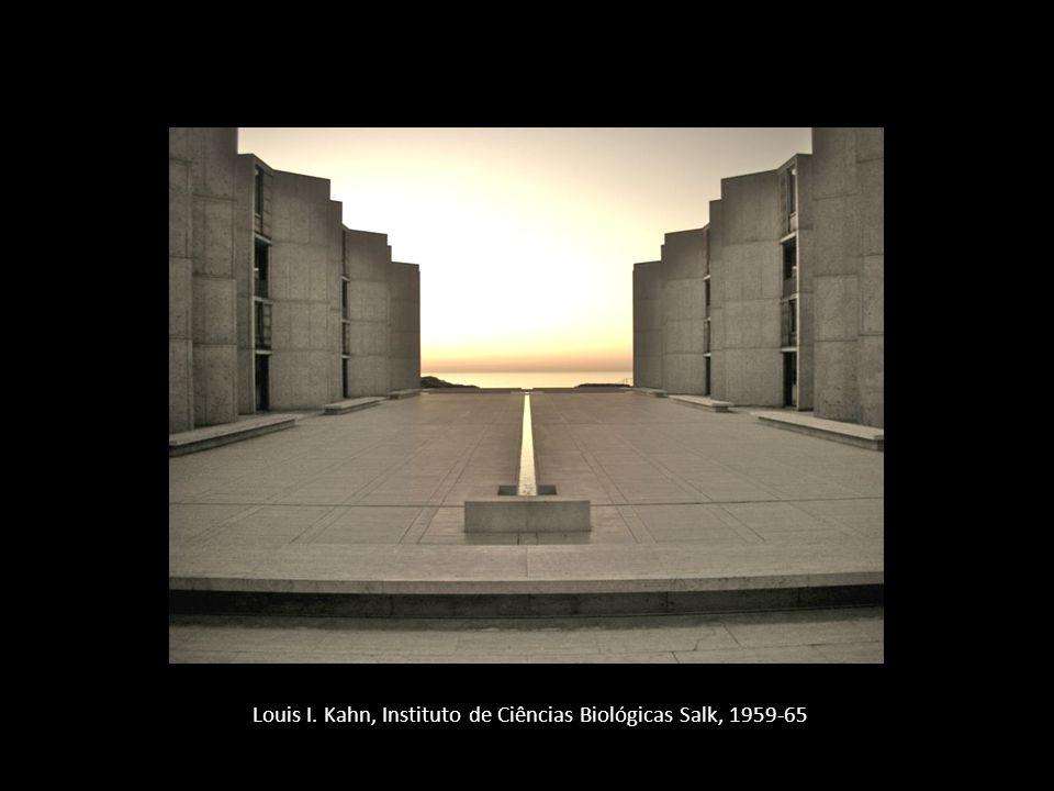 Louis I. Kahn, Instituto de Ciências Biológicas Salk, 1959-65