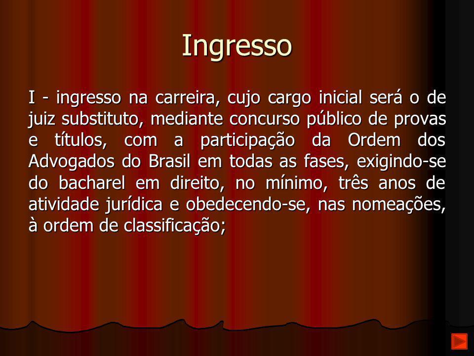 TRF COMPOSIÇÃO E INVESTIDURA (Art.