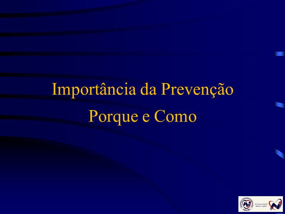 Importância da Prevenção Porque e Como