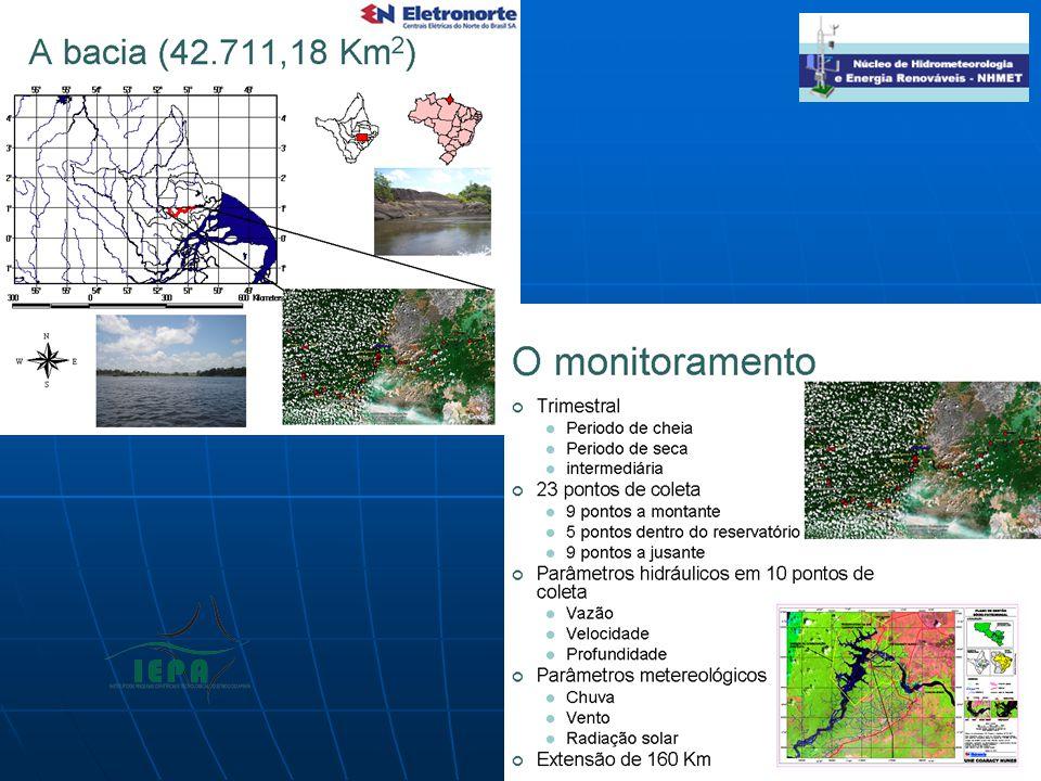 Modelagem Hidrológica Com uso do IPHS1 – UFRGS. – Bacia do rio Araguari – Amapá.