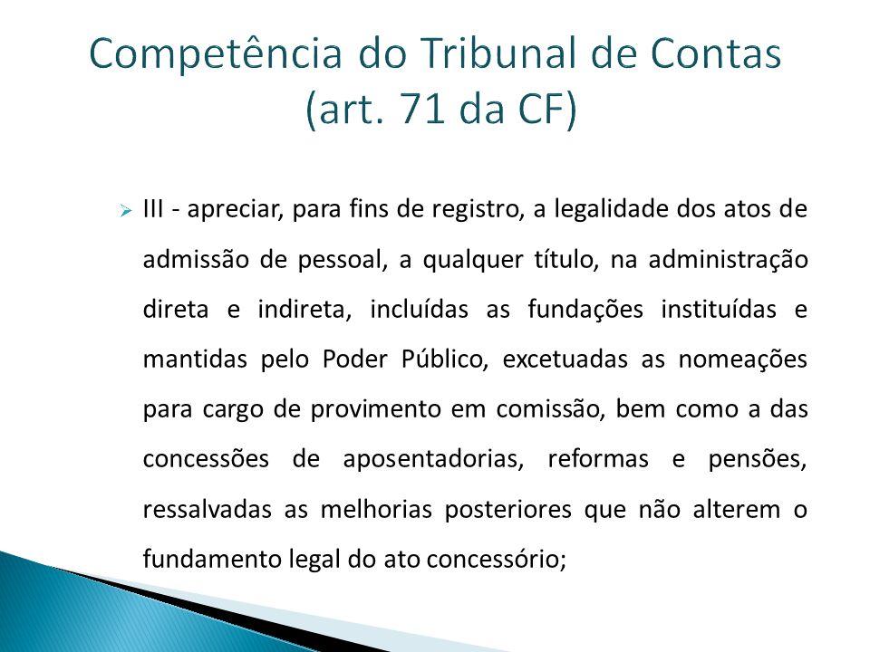 Efeitos das decisões do TC  Débito ou multa: eficácia de título executivo extrajudicial (art.