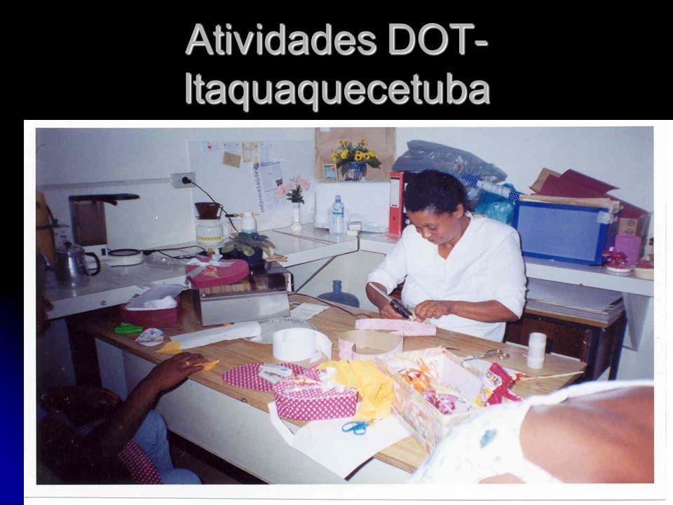 Atividades DOT- Itaquaquecetuba