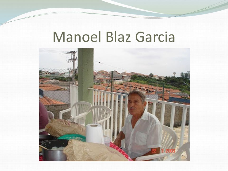 Manoel Blaz Garcia