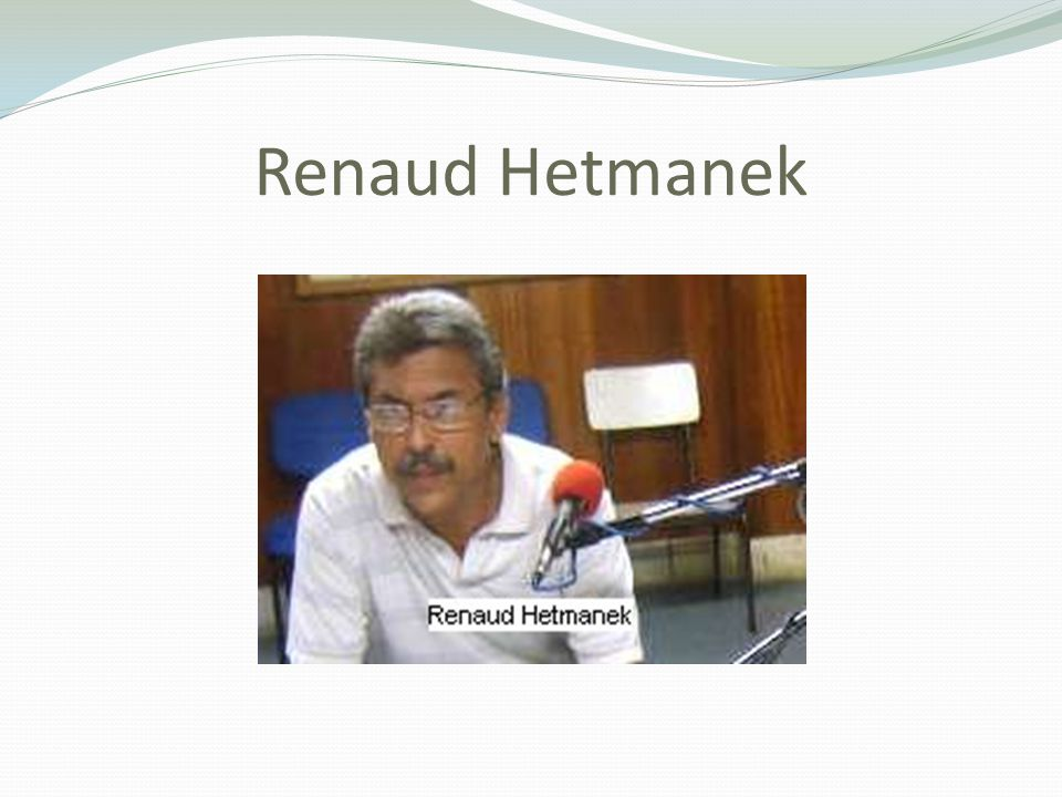 Renaud Hetmanek