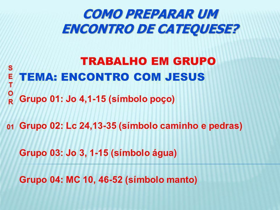 CONTATOS DA COORDENAÇÃO DO CAS Fone: 3212-9026 face: Catequese CAS Atendimento no CEFAM (terça-feira e quinta-feira) 08:00 as 11:30h e 14:00 as 17:00h SETOR01