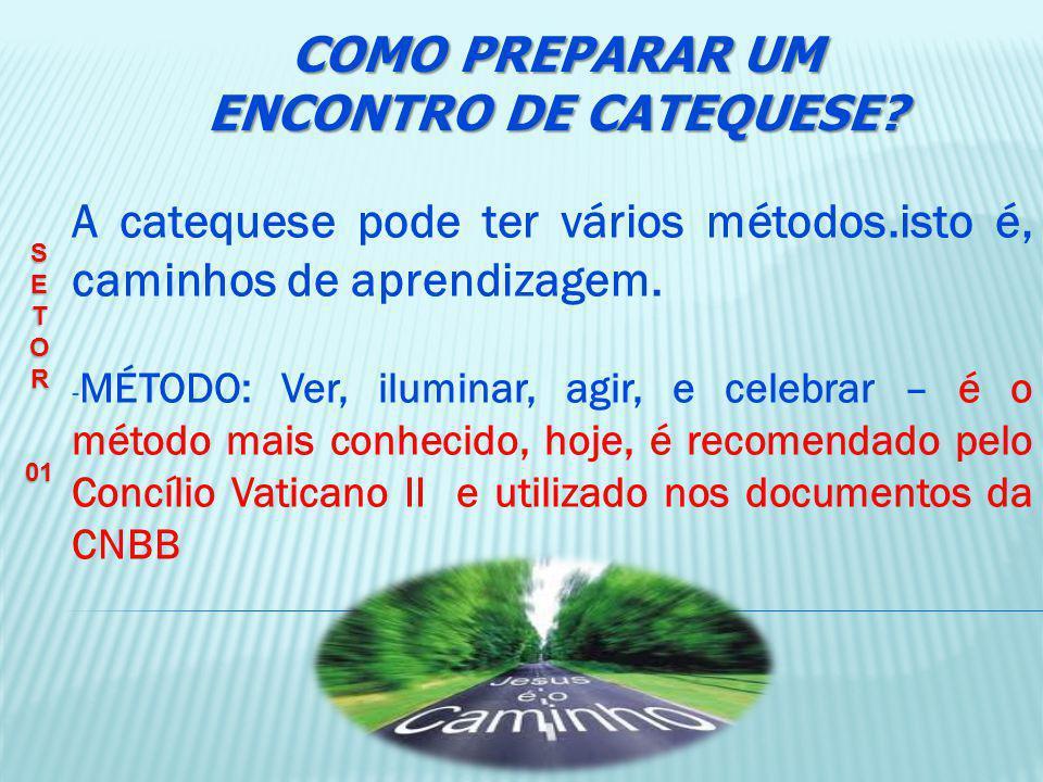 A Catequese é um processo dinâmico e abrangente de educação da fé, um itinerário, e não apenas uma instrução .