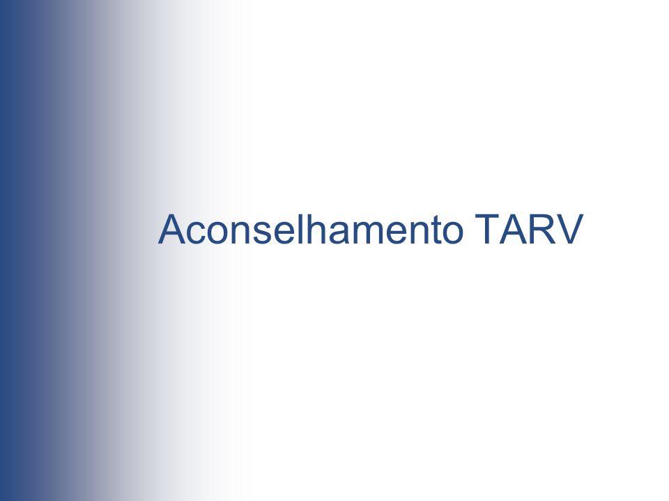 Aconselhamento TARV
