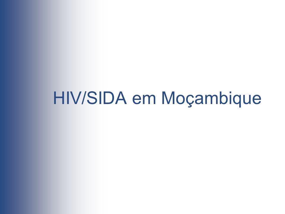2 Número de adultos e crianças que se estimavam estarem a viver com o HIV/SIDA em finais de 2005 http:http://www.unaids.org/en/HIV_data/Epidemiology/epi_slides.asp 2.4 38.6 milhões de pessoas [33.4-46.0 milhões] vivendo com HIV, 2005 Prevalência adultos