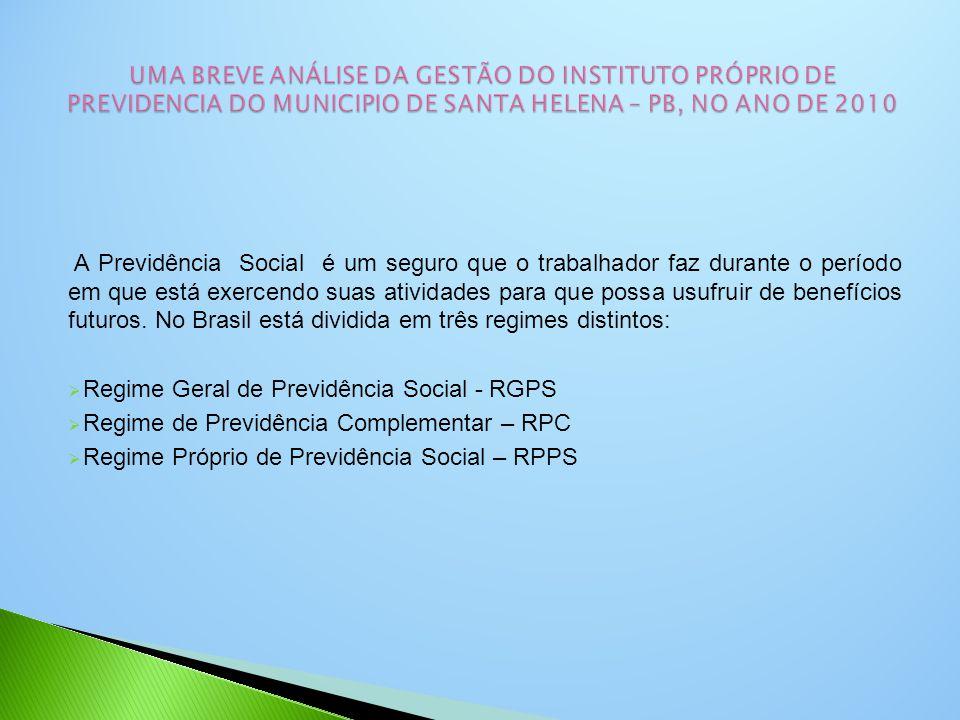 A Previdência Social é um seguro que o trabalhador faz durante o período em que está exercendo suas atividades para que possa usufruir de benefícios futuros.