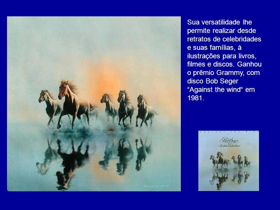 Nascido na Califórnia, é um dos artistas mais criativos, versáteis e prolíficos da nossa época.