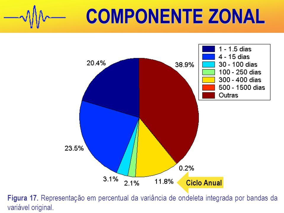 COMPONENTE ZONAL Figura 17.