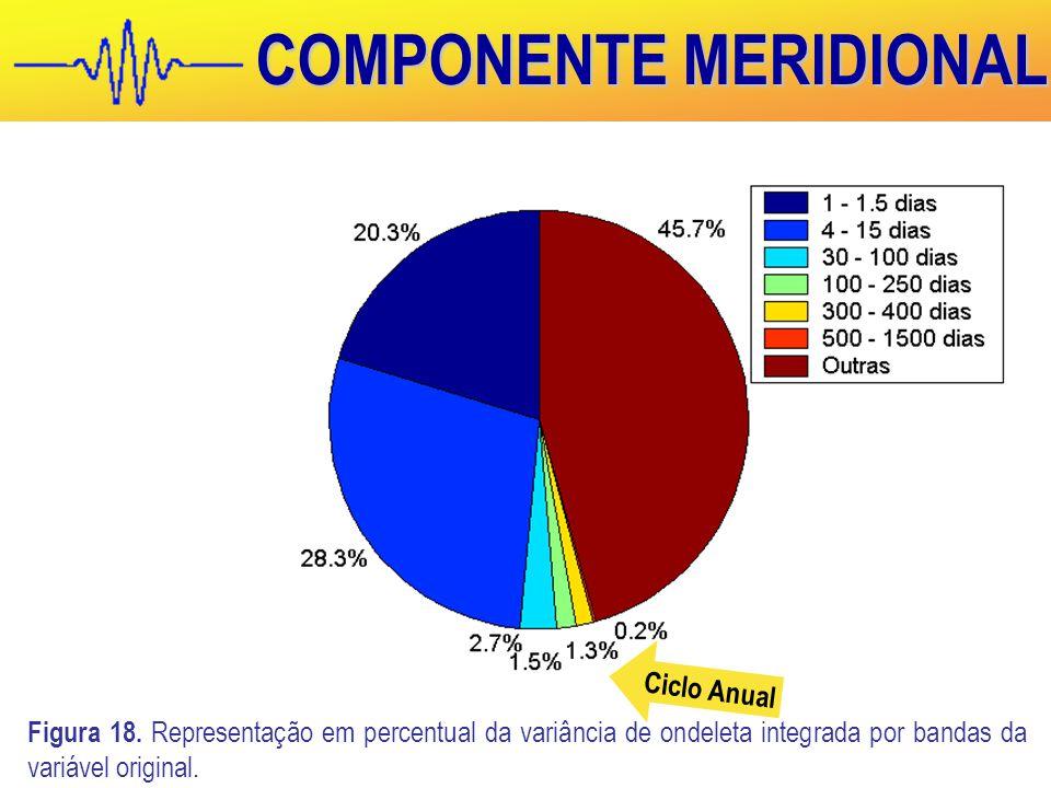COMPONENTE MERIDIONAL Figura 18.