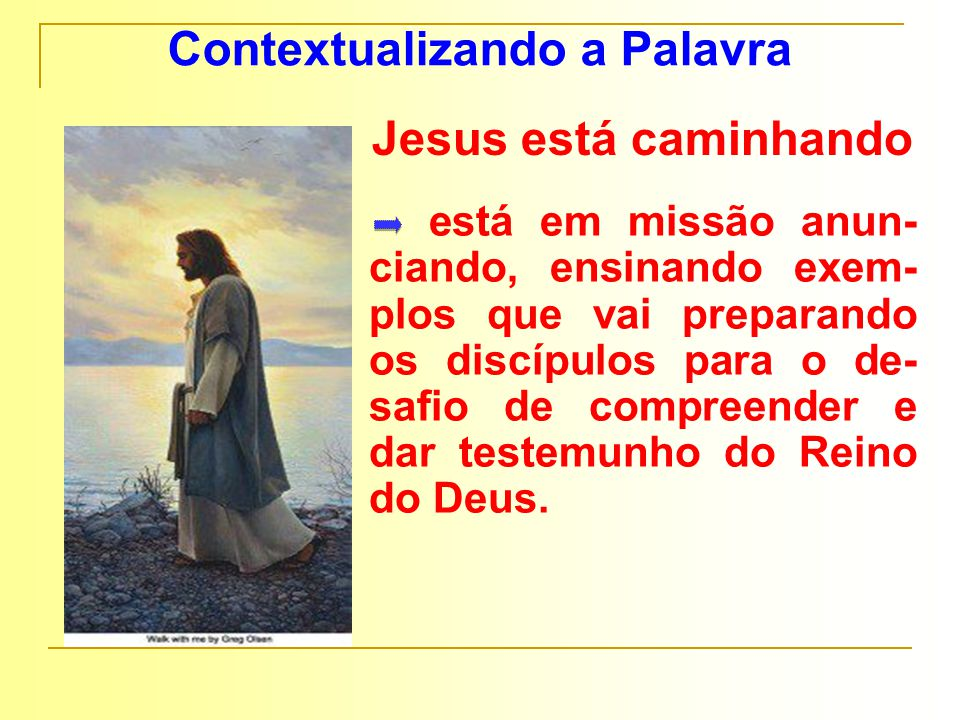 O texto de hoje Lc 17, 5-10 é uma resposta de Jesus ante o pedido dos discípulos sobre a fé, acres- centando um ensinamento sobre o serviço.