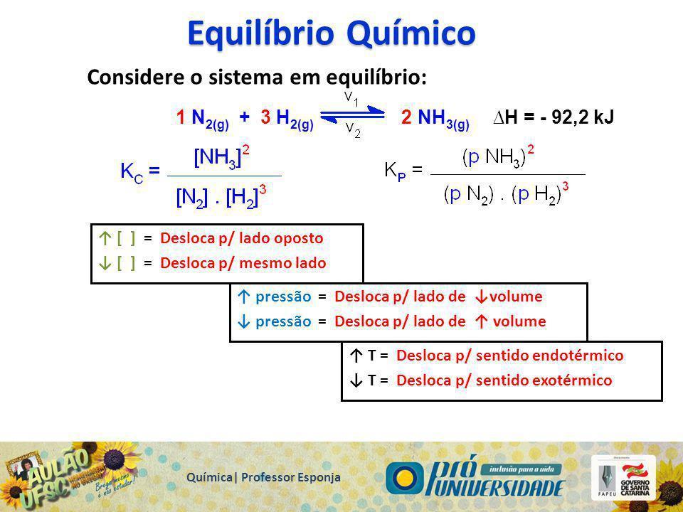 Solução aquosa A [H + ] = 10 -2 M Solução aquosa B [H + ] = 10 -9 M [OH - ] = 10 -12 M pH = 2 pOH = 12 ÁCIDA [OH - ] = 10 -5 M pH = 9 pOH = 5 BÁSICA K