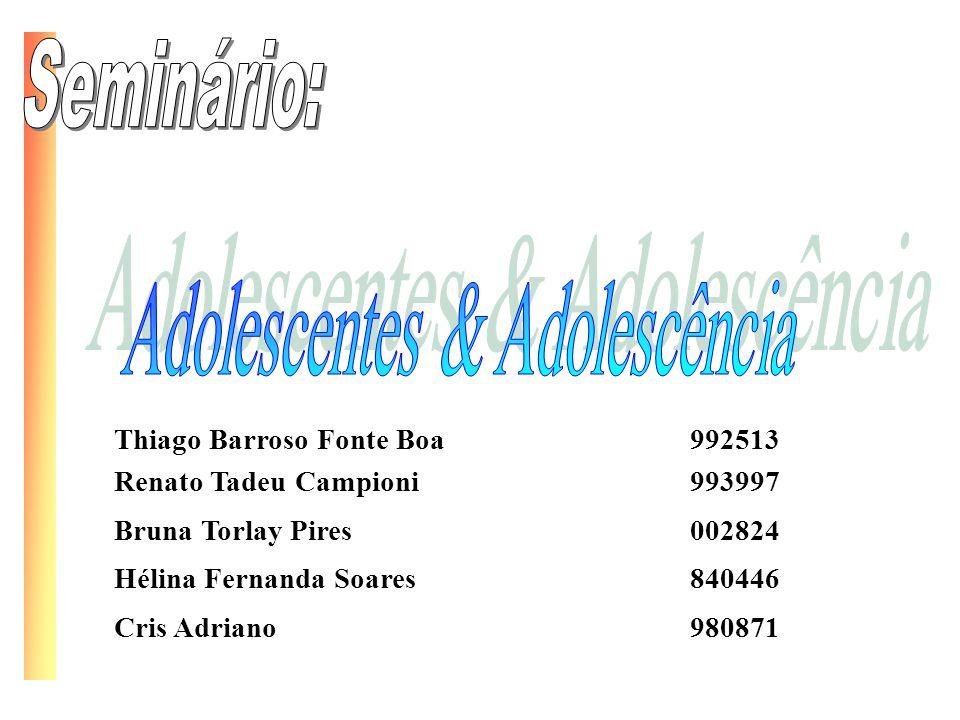 Thiago Barroso Fonte Boa992513 Renato Tadeu Campioni 993997 Bruna Torlay Pires 002824 Hélina Fernanda Soares 840446 Cris Adriano 980871