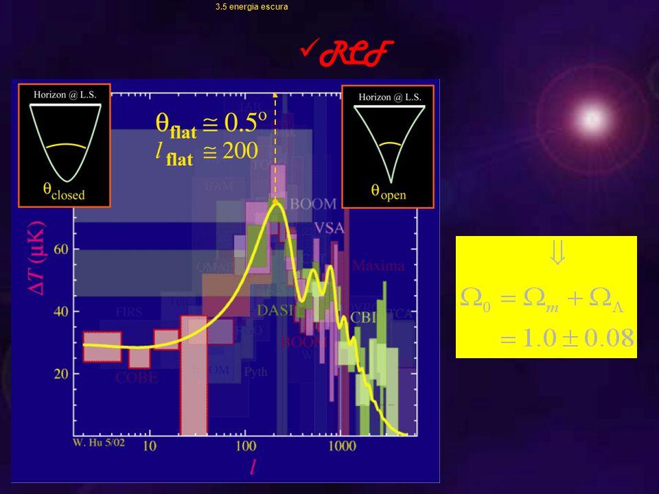 RCF 3.5 energia escura