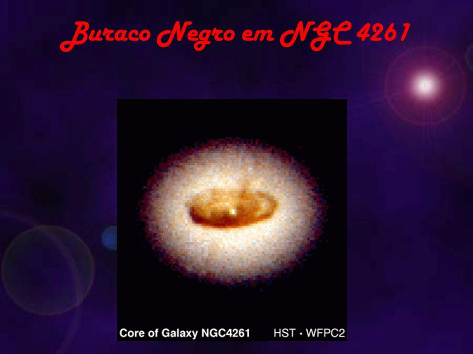 Buraco Negro em NGC 4261