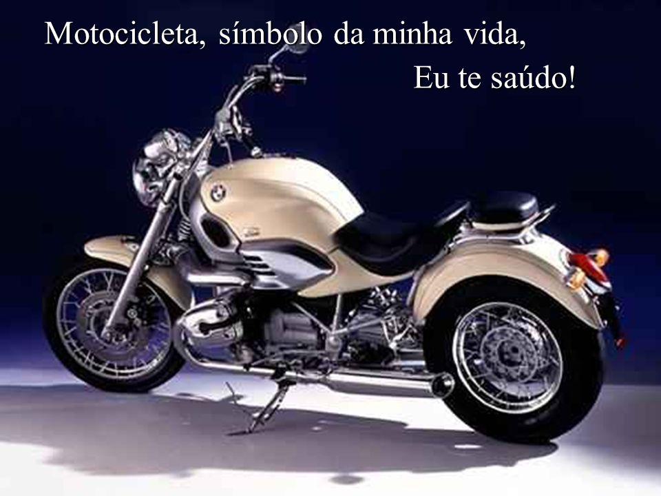 Montagem e texto Arifbv Saudação à Motocicleta SLIDES