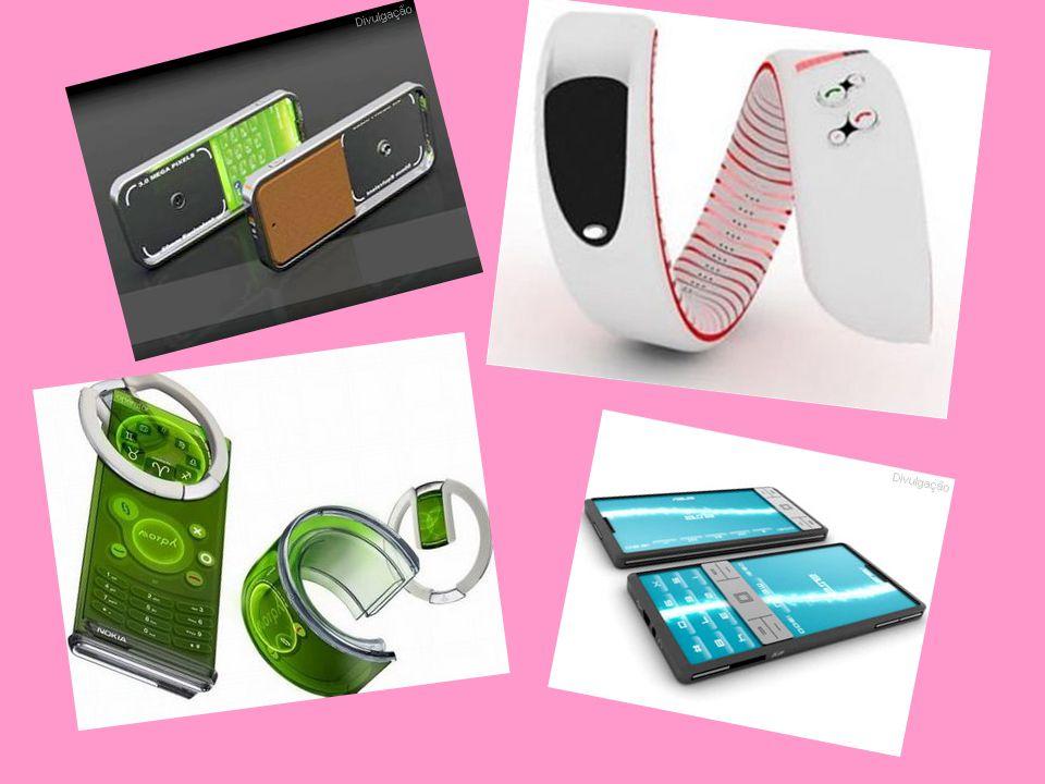 Os celulares estão tornando-se cada vez mais completos e evoluídos.