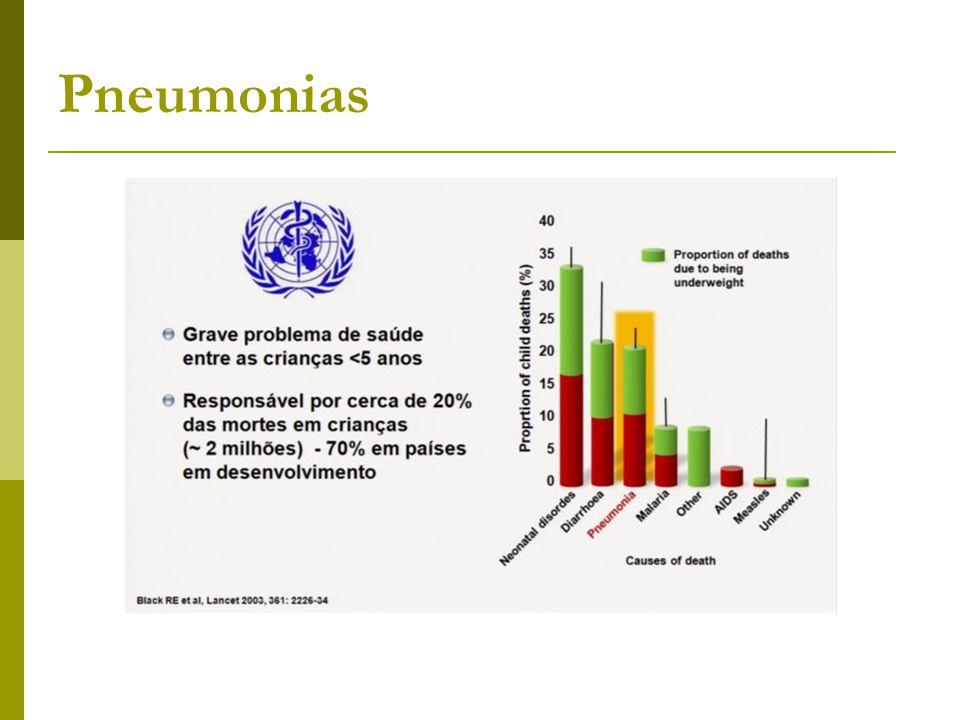 Distribuição de casos de meningite bacteriana em SP, 1990 a 2007