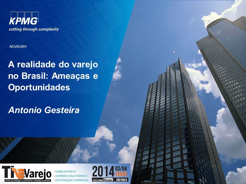 1 © 2014 KPMG Transaction and Forensic Services Ltda., uma empresa brasileira e firma-membro da rede KPMG de firmas-membro independentes e afiliadas à