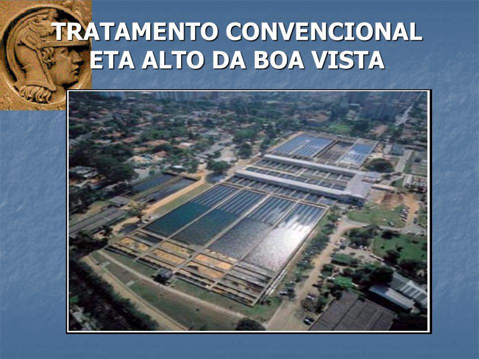 TRATAMENTO CONVENCIONAL ETA ALTO DA BOA VISTA