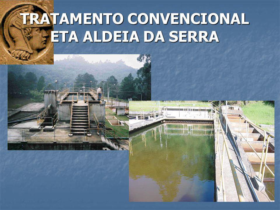 TRATAMENTO CONVENCIONAL ETA ALDEIA DA SERRA