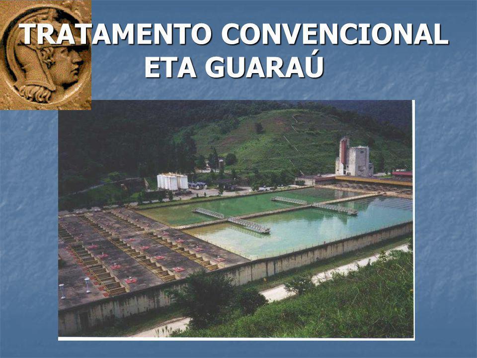 TRATAMENTO CONVENCIONAL ETA GUARAÚ