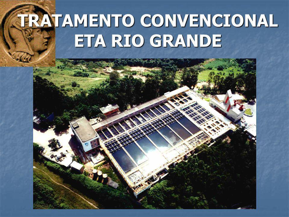 TRATAMENTO CONVENCIONAL ETA RIO GRANDE