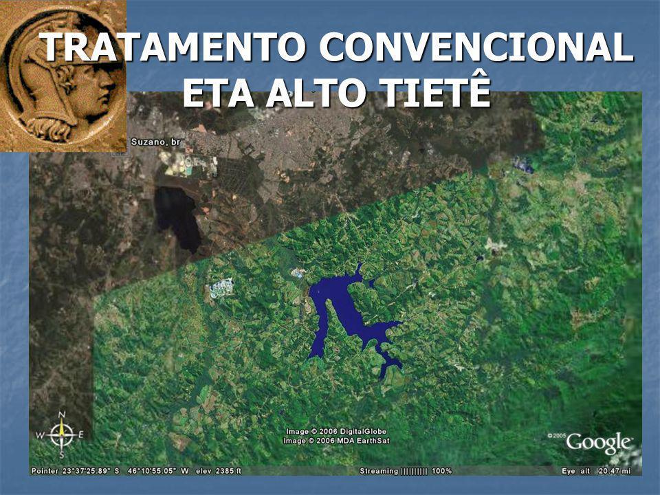 TRATAMENTO CONVENCIONAL ETA ALTO TIETÊ