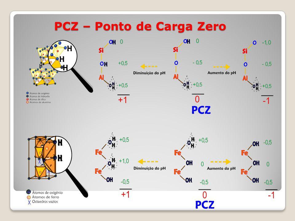 PCZ – Ponto de Carga Zero
