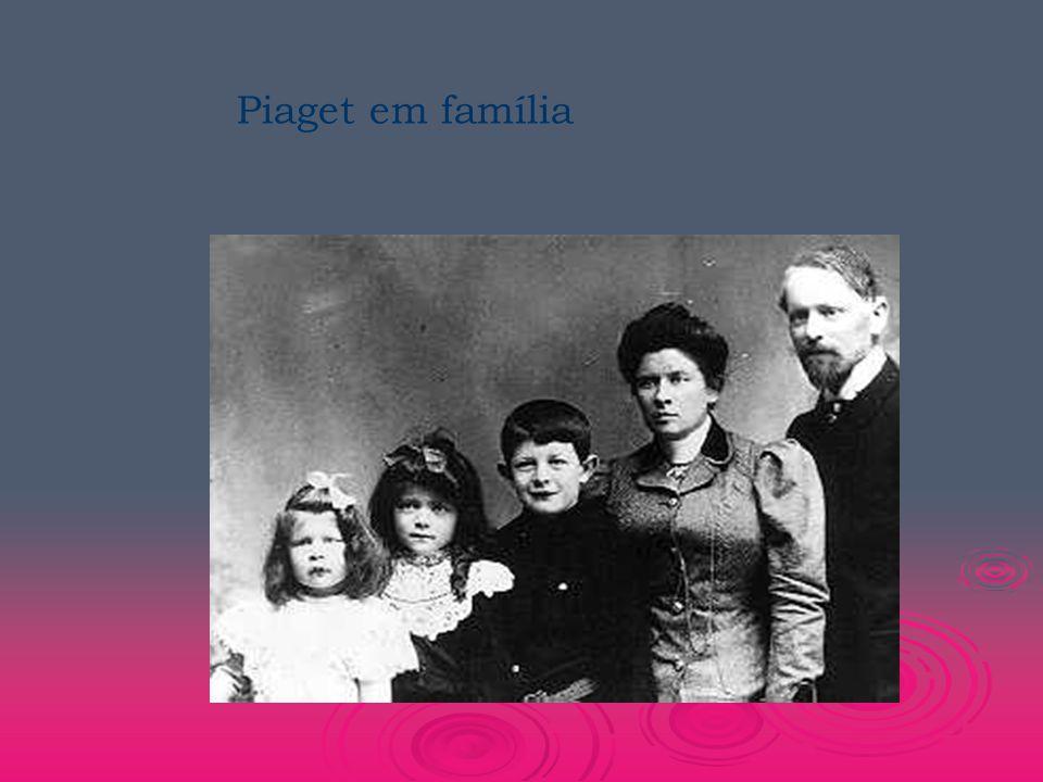 Piaget e sua futura mulher