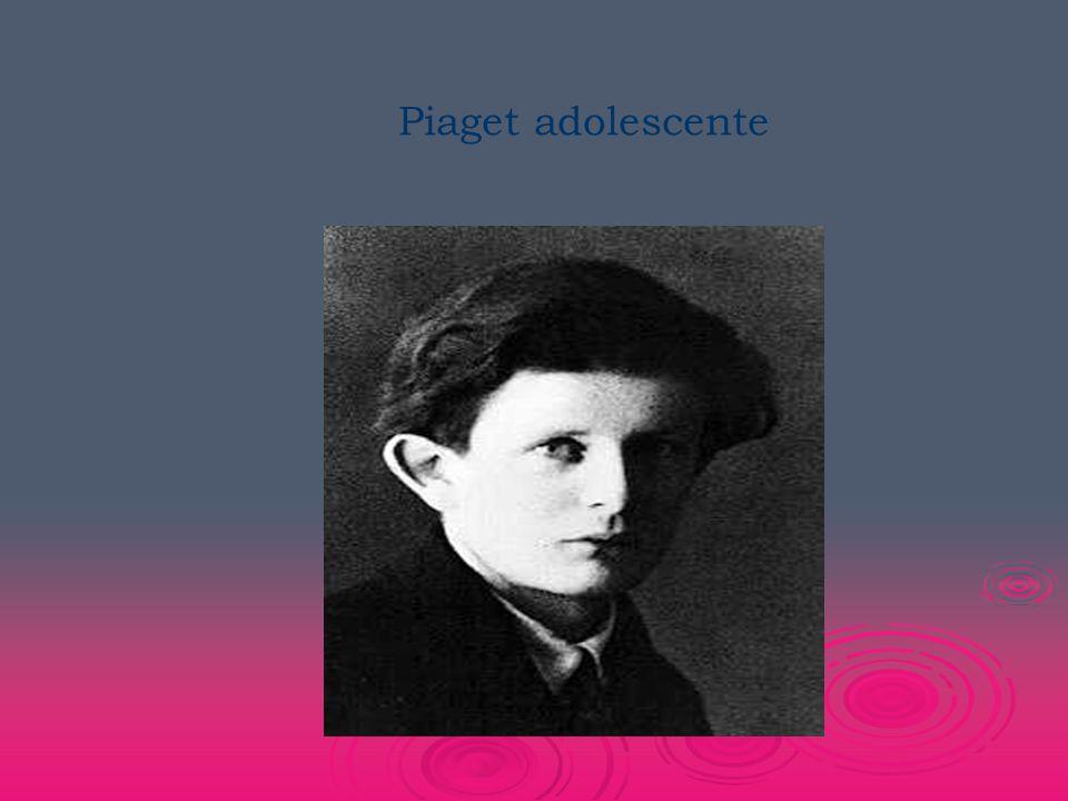 Piaget adolescente