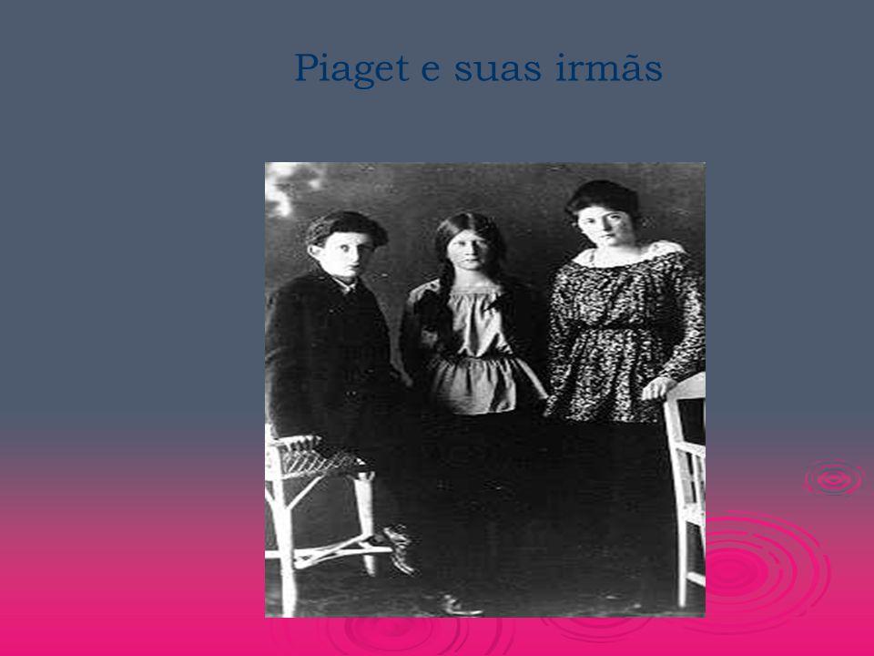 Piaget e suas irmãs