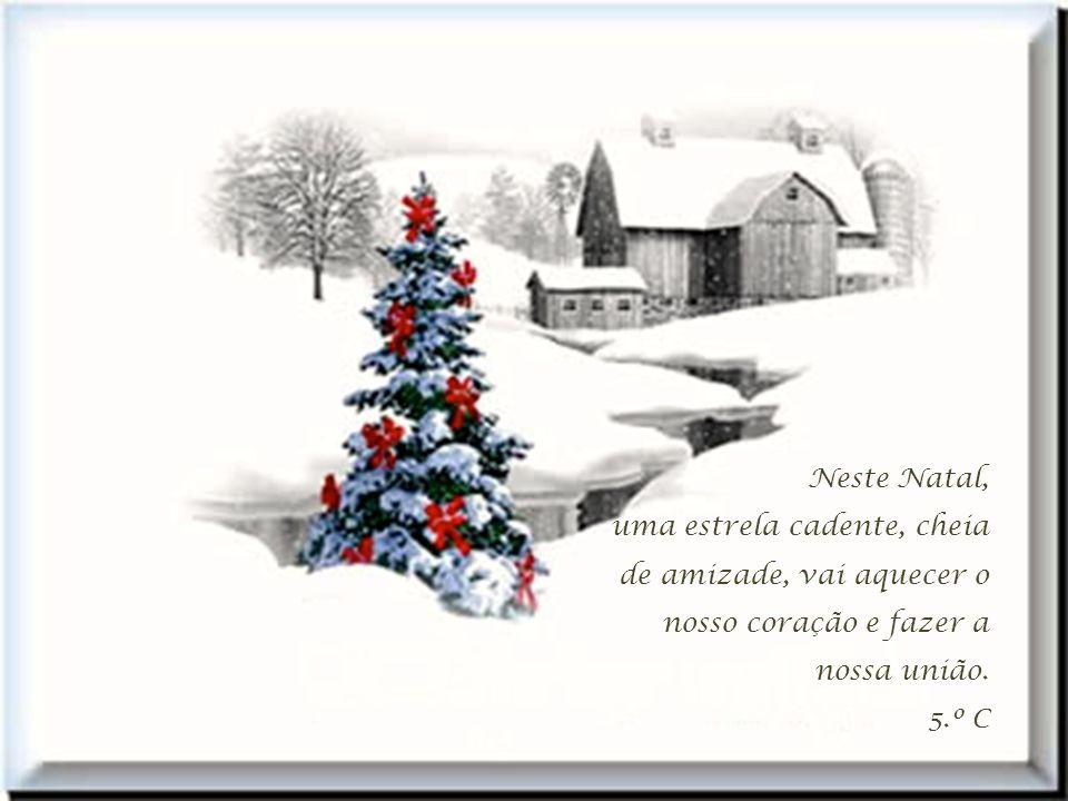 Nesta época de profunda reflexão, que os sentimentos de partilha, de união e de harmonia iluminem o Natal de toda a Comunidade Educativa Dep. Ciências